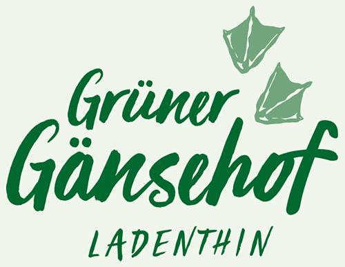 Logo Grüner Gänsehof Ladenthin